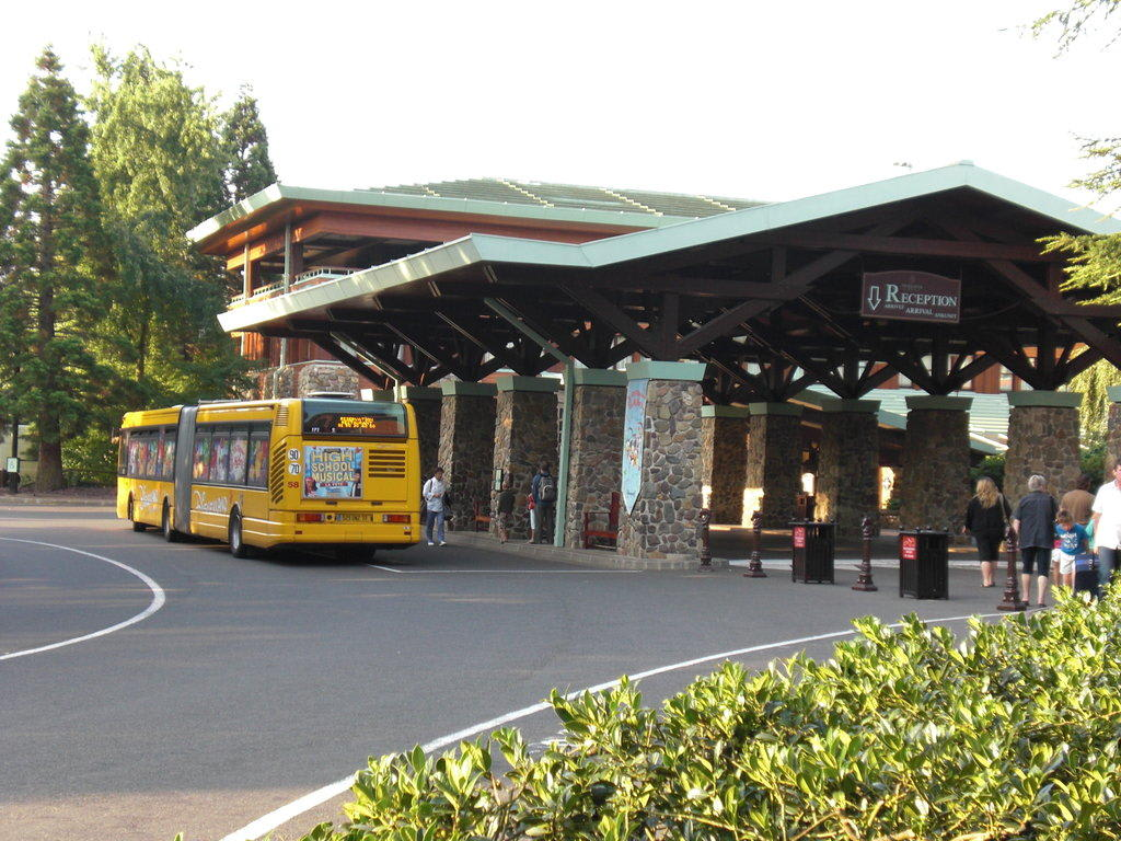 Disney Hotel Sequoia Lodge Bewertung