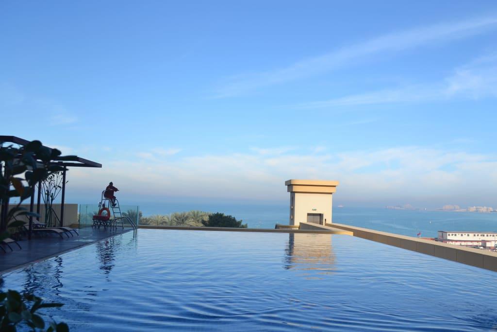Ocean View Hotel Dubai Jbr
