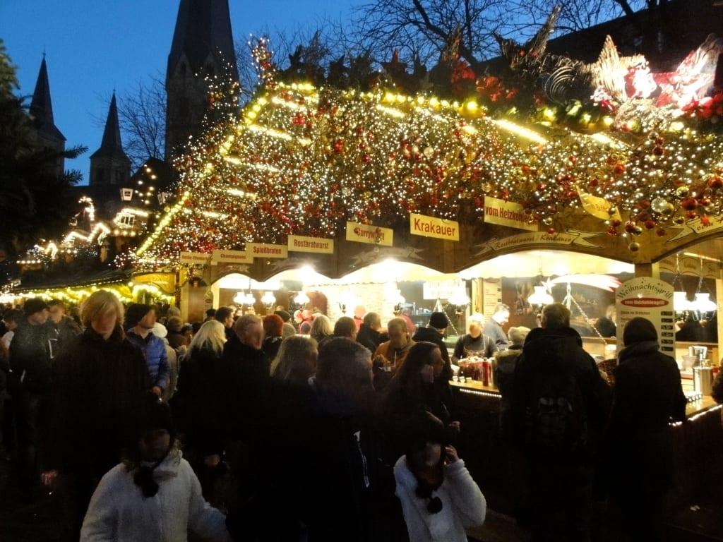 Weihnachtsmarkt Bonn.Bild Impressionen Vom Bonner Weihnachtsmarkt Zu Weihnachtsmarkt