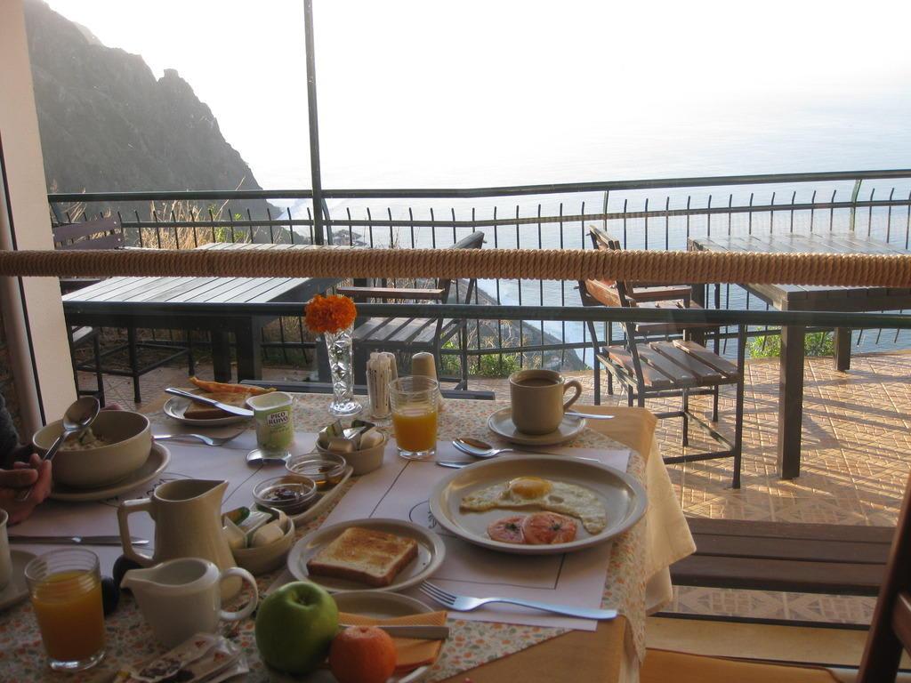 Frühstück mit Atlantikblick Bilder Restaurant & Büffet Vila Mia