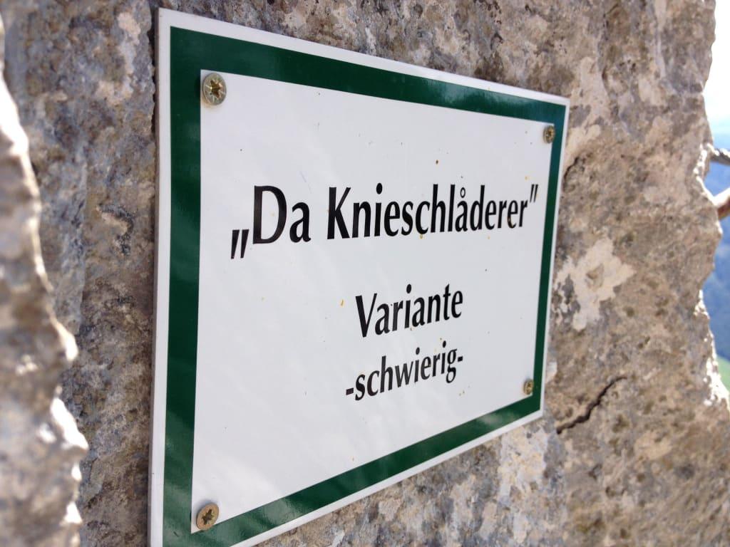 Klettersteig Reit Im Winkl : ᐅ hausbachfall klettersteig tÜv geprüft bei reit im winkl