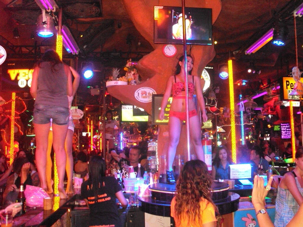 Bild Tiger Live Band zu Nightlife in Patong in Patong Beach