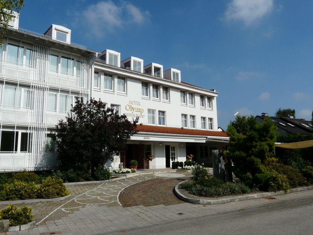 GOLDEN TULIP HOTEL OLYMP