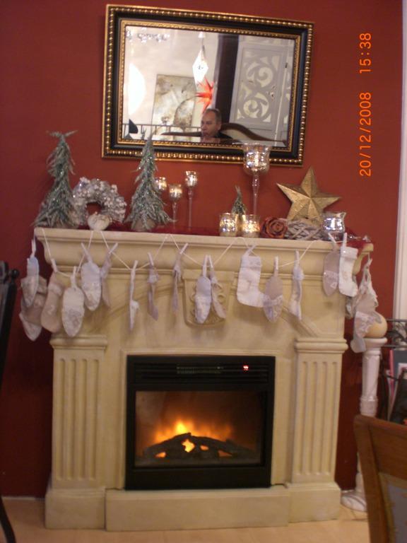 for Weihnachtliche dekoration