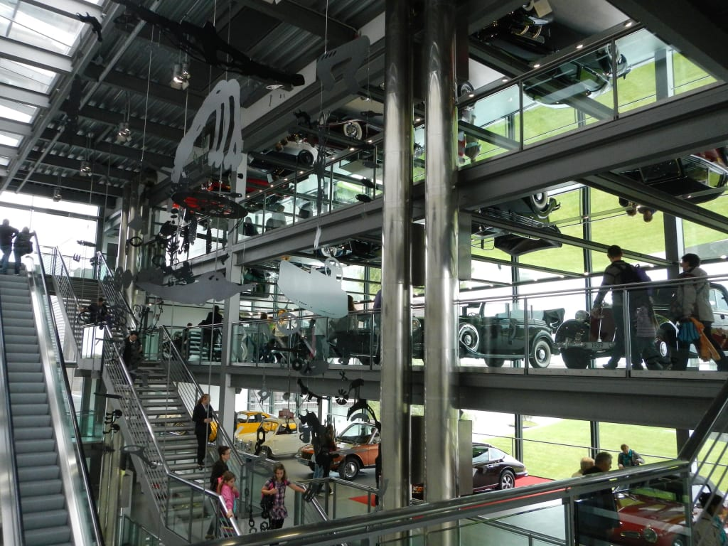 Eintrittspreise Autostadt Wolfsburg