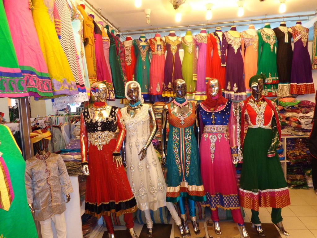 bilder indische kleidung - reisetipps