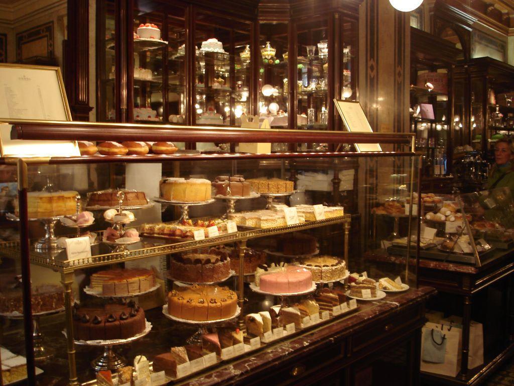 Angebot Bilder Pub/Bar/Café Hofzuckerbäcker Demel