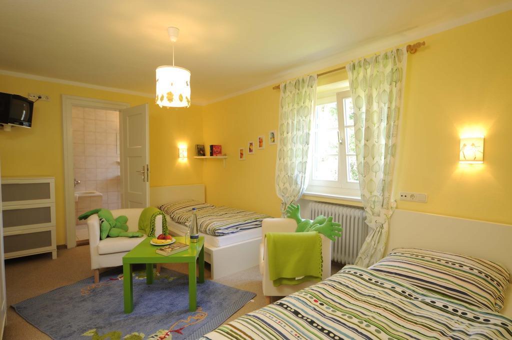 Bild appartement elisabeth kinderzimmer zu familotel leiner in garmisch partenkirchen - Leiner kinderzimmer ...