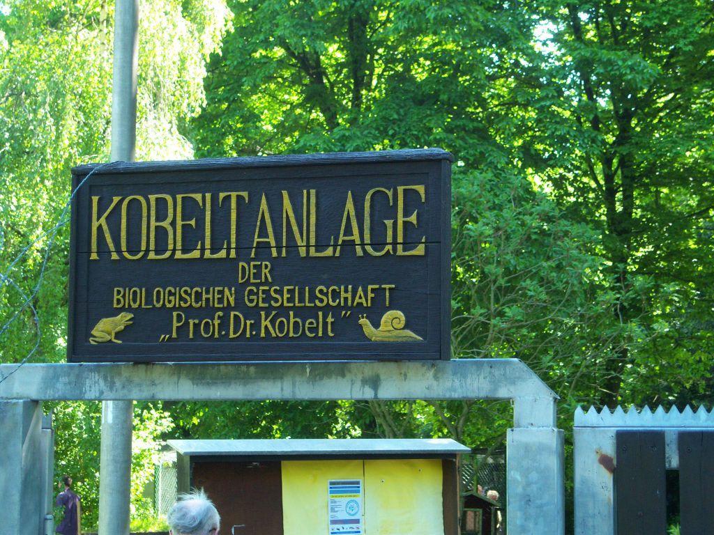 bild zooeingang zu kobelt zoo schwanheim in frankfurt am main. Black Bedroom Furniture Sets. Home Design Ideas