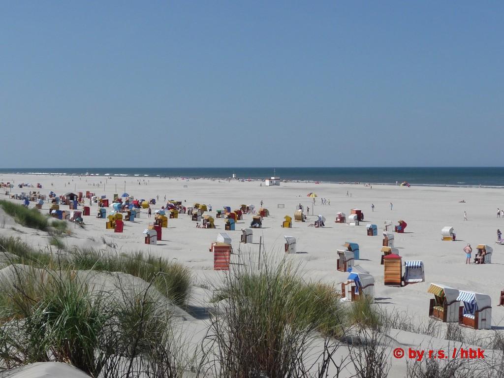 Bild der sch ne strand im norden zu insel juist in juist for Insel juist ferienwohnung