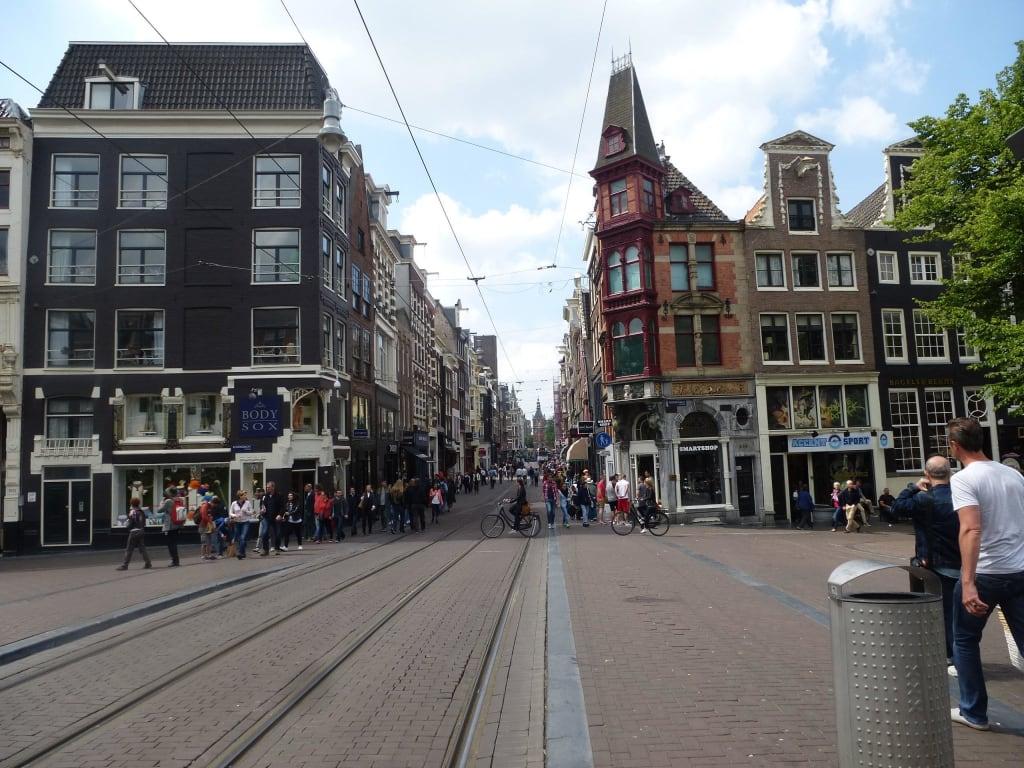 Zentrum Amsterdam