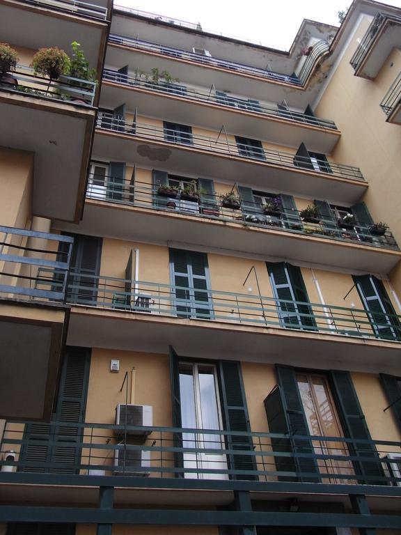 Bild hotel fassade vorne zu hotel a casa di penelope in rom - A casa di penelope ...