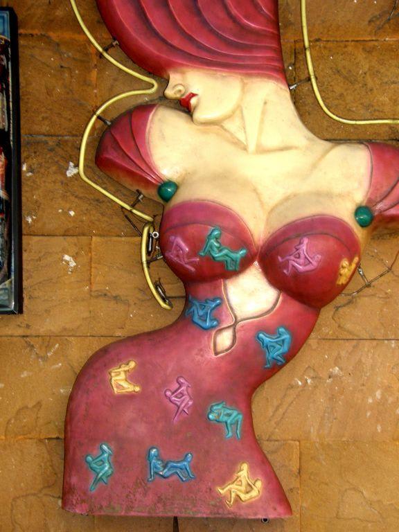 Und überal Sex! Bilder Markt/Bazar/Shop-Center Patpong