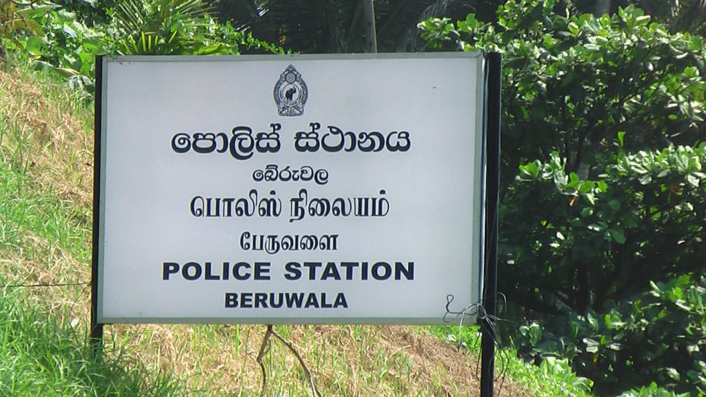 Image result for beruwala police station