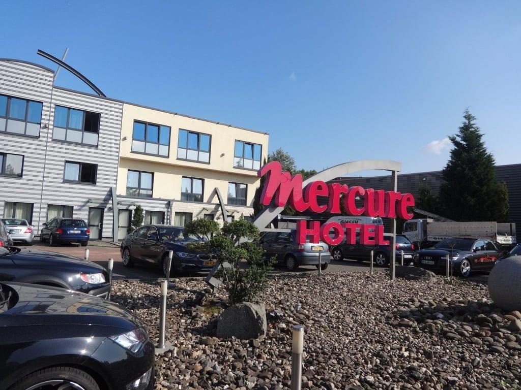 B Und B Hotel Oberhausen Parken