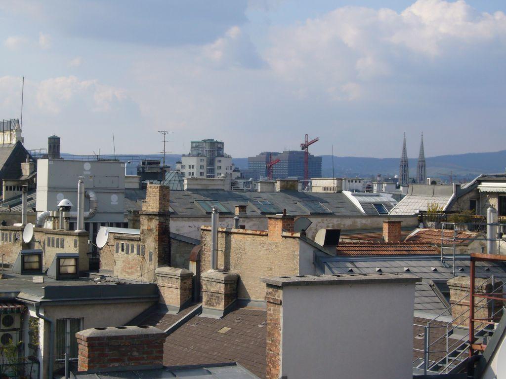3a65e4cc5f0fe0 Die Dächer von Wien Bilder Markt Bazar Shop-Center Kaufhaus Steffl