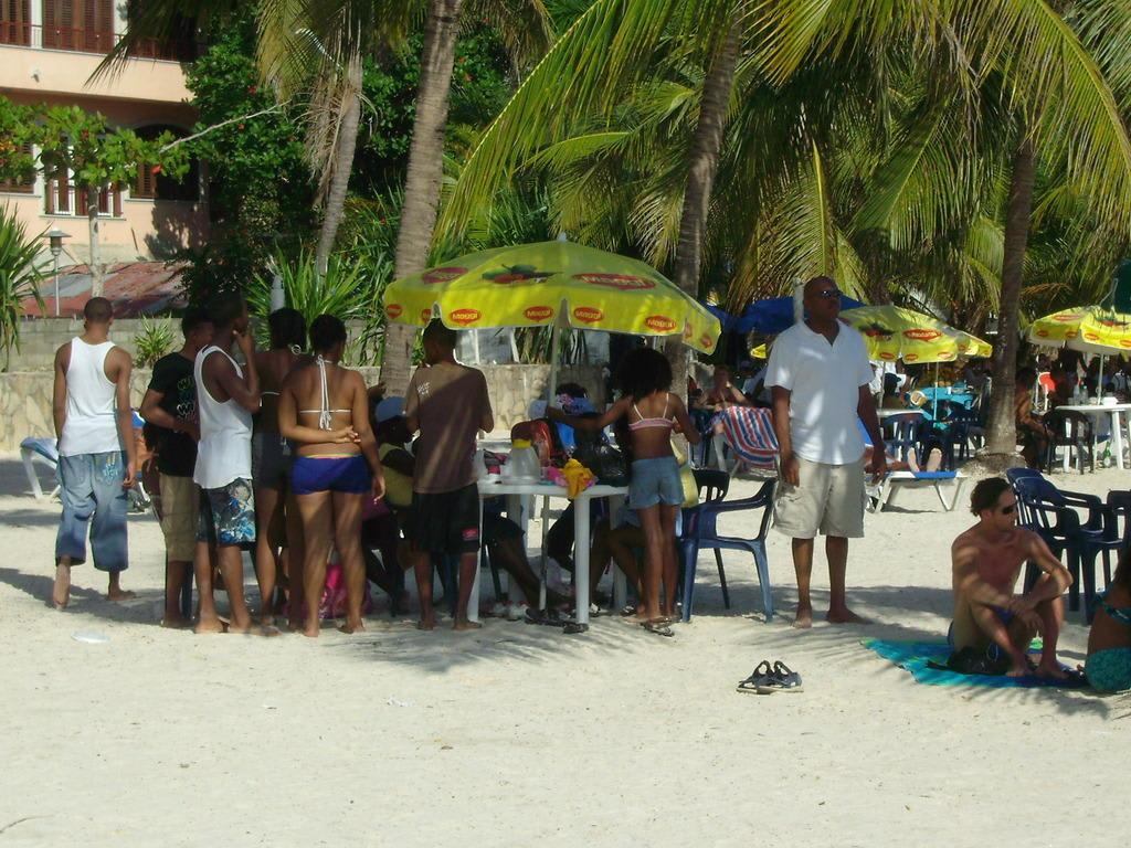 Strandparty