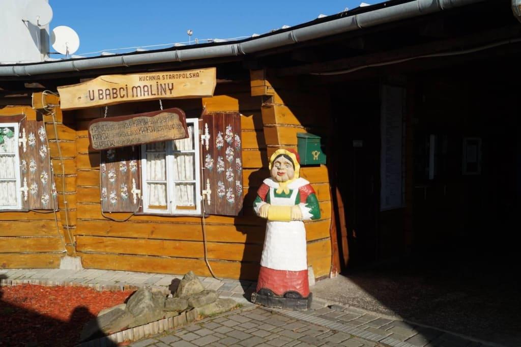 Bild Mozna Sie Posilic Zu Restaurant Kuchnia U Babci Maliny In