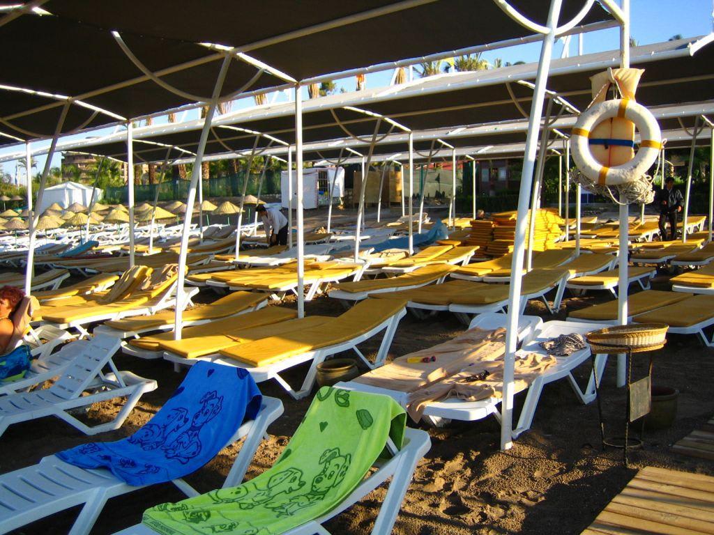 Hotel beach - Aska Hotel Buket Resort & Spa