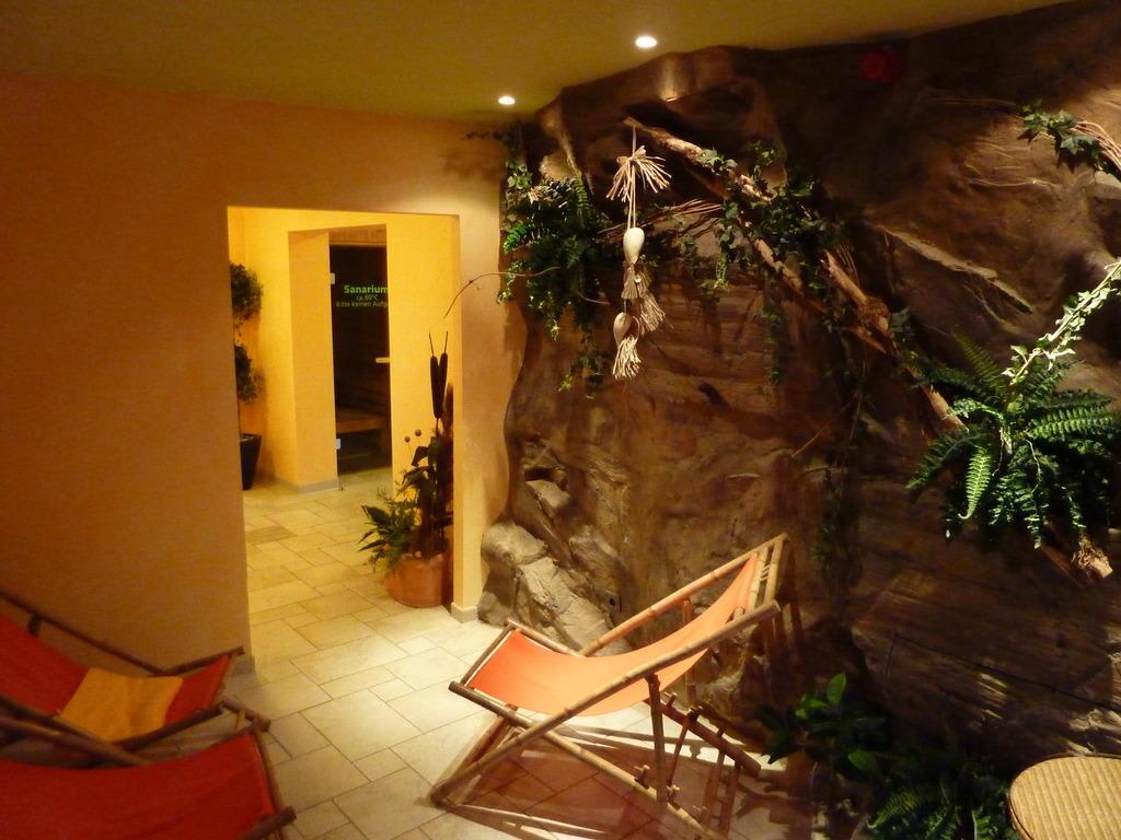 bild der ruheraum der sauna zu ringhotel schlo schkopau in schkopau. Black Bedroom Furniture Sets. Home Design Ideas