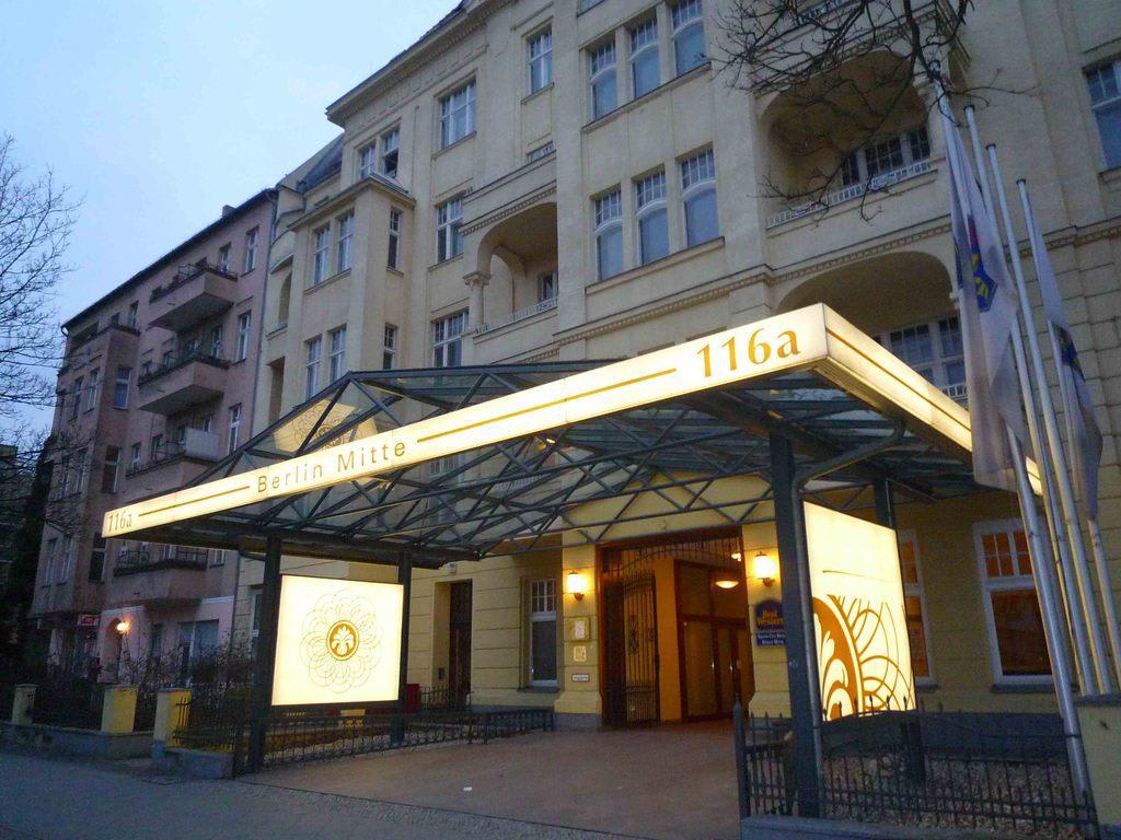 Wyndham Hotel Berlin Mitte Bewertung