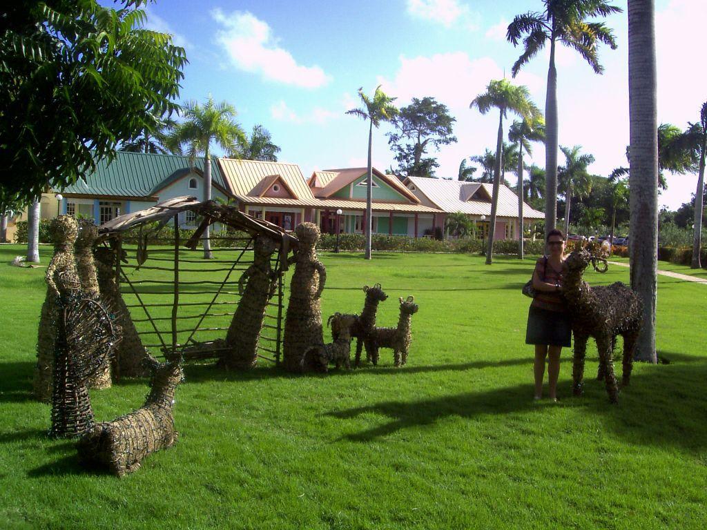 bild weihnachten in der karibik zu hotel grand bah a. Black Bedroom Furniture Sets. Home Design Ideas