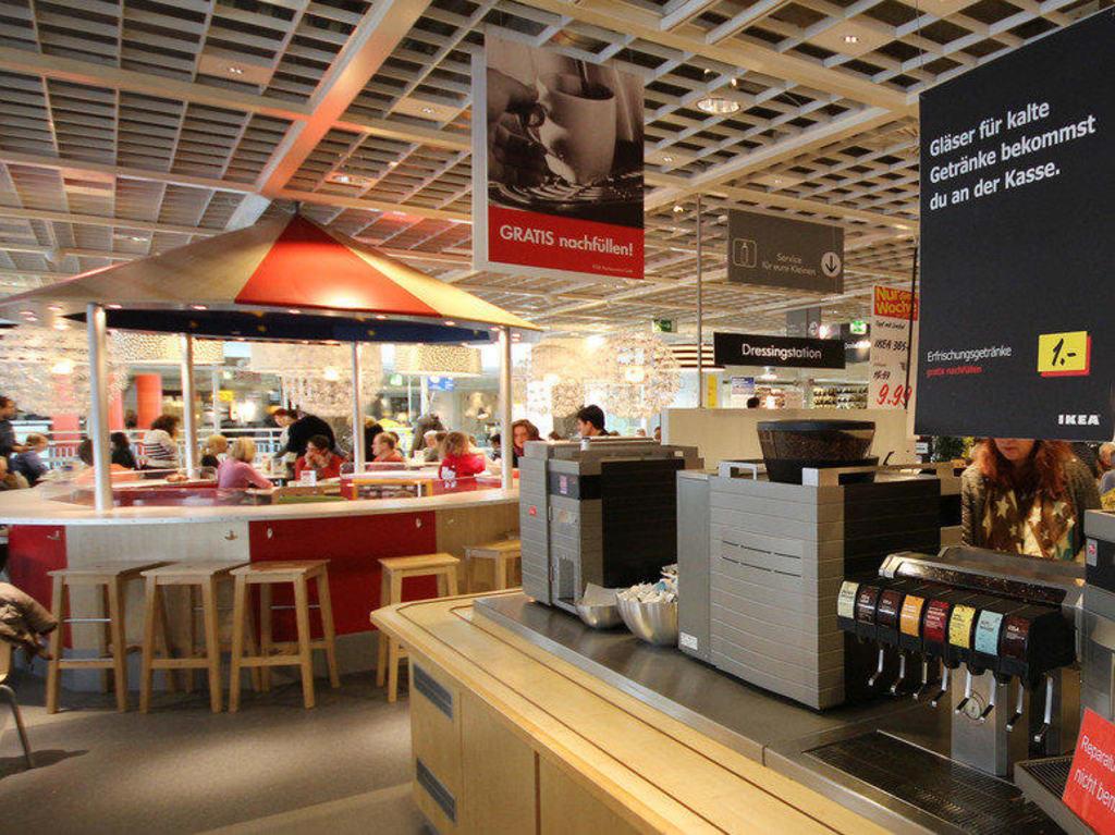 Ikea Isernhagen bild restaurant zu ikea großburgwedel in großburgwedel