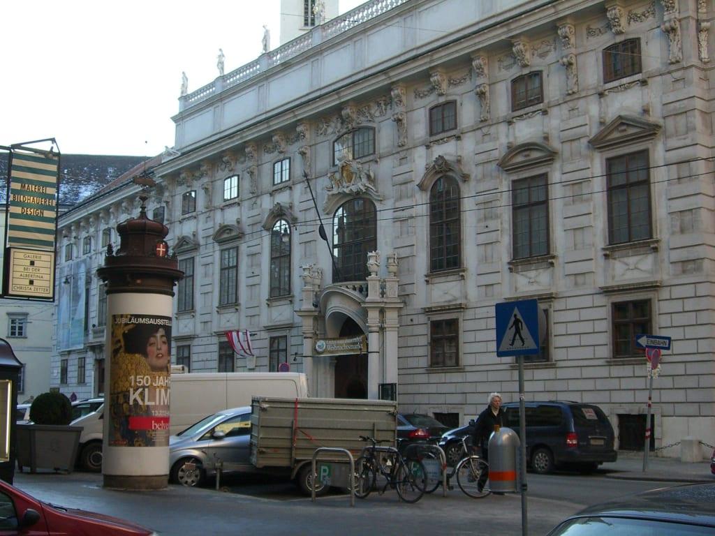 Palais Lobkowitz Bilder Museum Österreichisches Theatermuseum