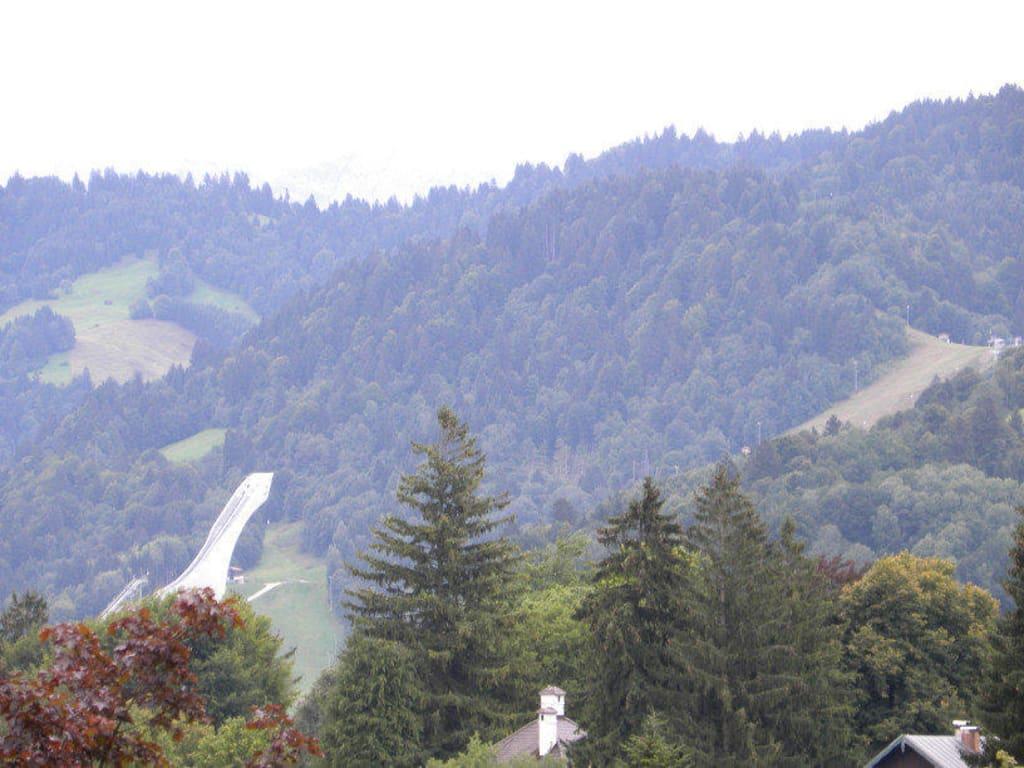garmisch partenkirchen altstadt