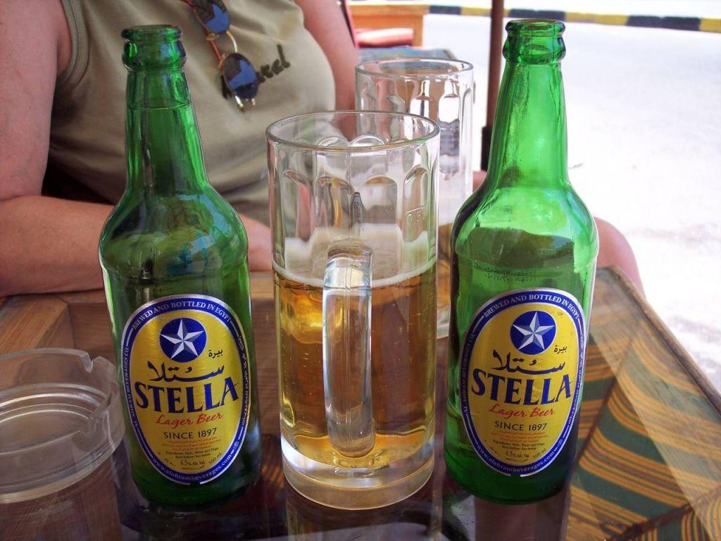 ägyptisches Bier