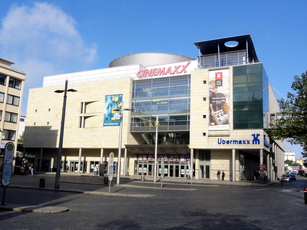 Kino Hauptbahnhof Bremen