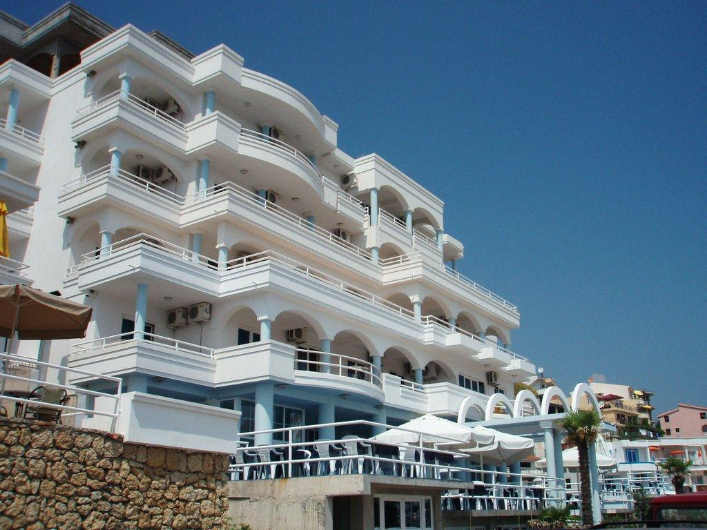 Bild hotel panorama zu hotel panorama in ulcinj for Hotel panorama hotel