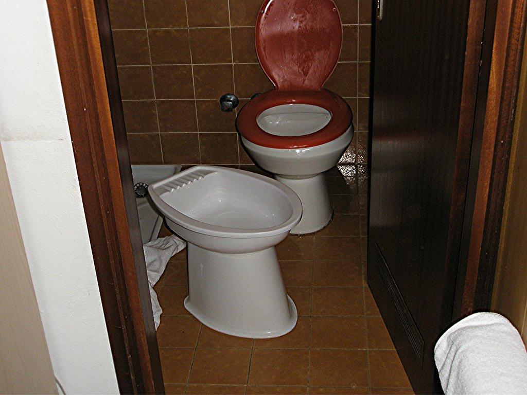 bild transport bidet zu hotel olisamir in cavedago. Black Bedroom Furniture Sets. Home Design Ideas