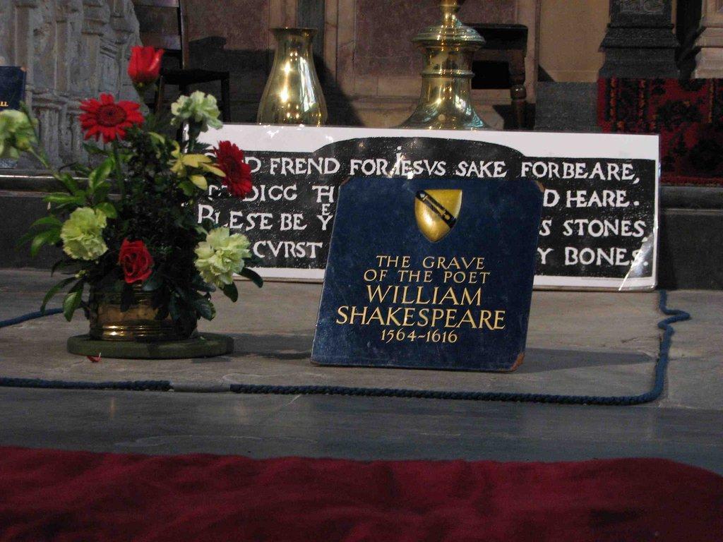 Shakespeare Grab