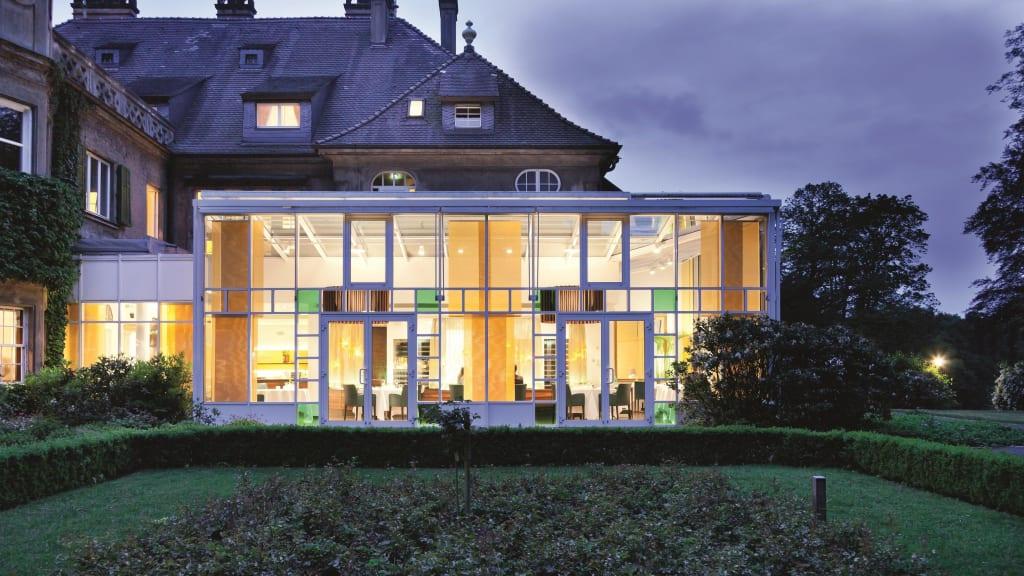 Wintergarten Bergisch Gladbach ~ Bild quot althoff schlosshotel lerbach wintergarten zu