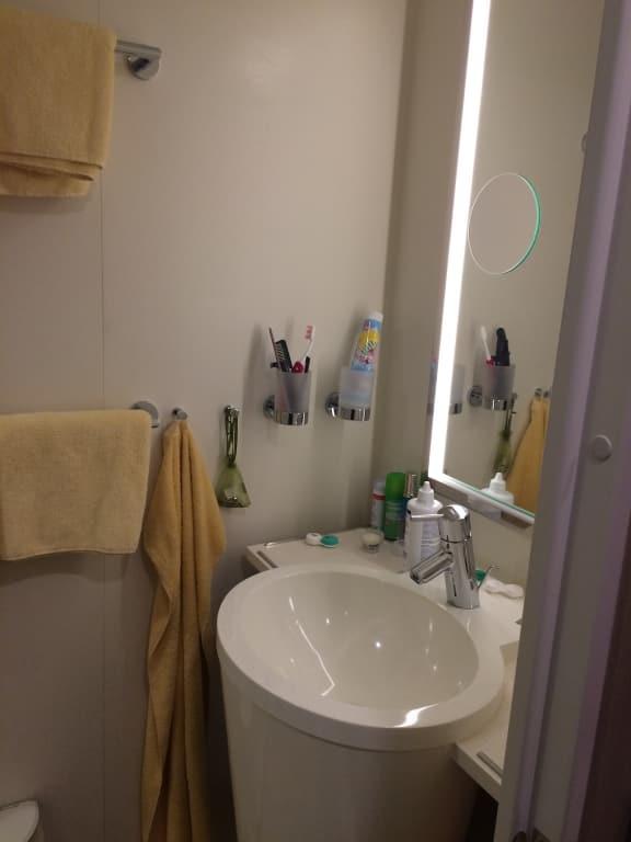 Bild Eines Von Zwei Badern Zu Aidaprima In