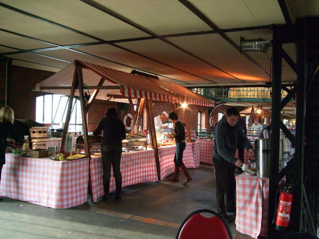 frühstück fischmarkt hamburg