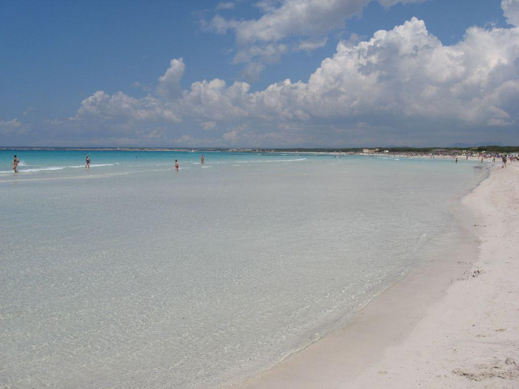 Bild es trenc strand zu hotel el coto in colonia sant jordi - Hotel el coto mallorca ...