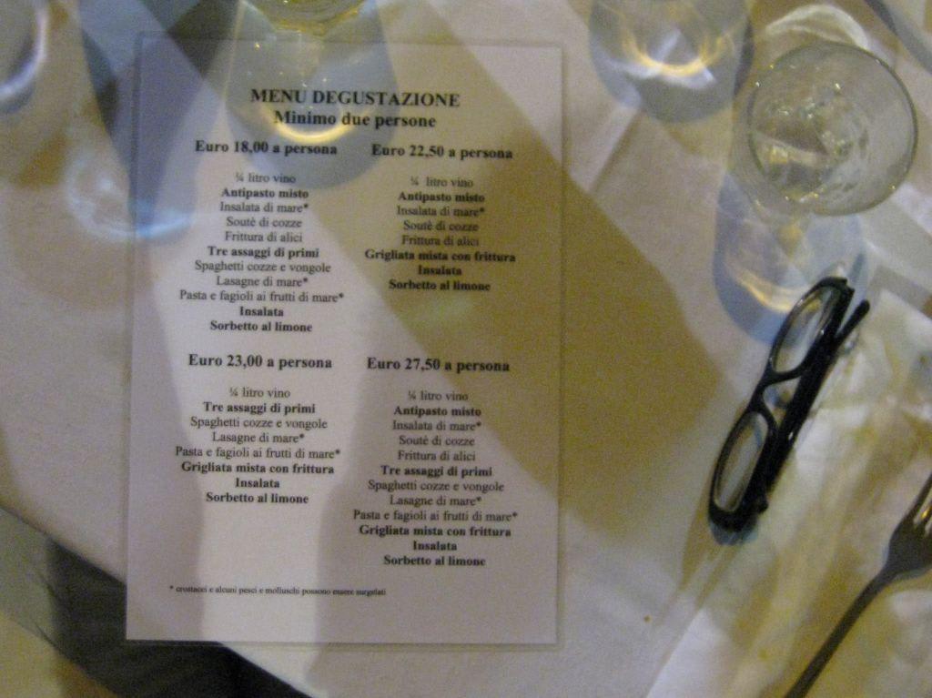 restaurant tipp rom