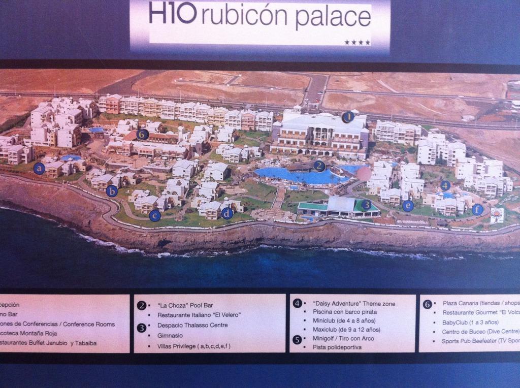 h10 rubicon palace es lanzarote: