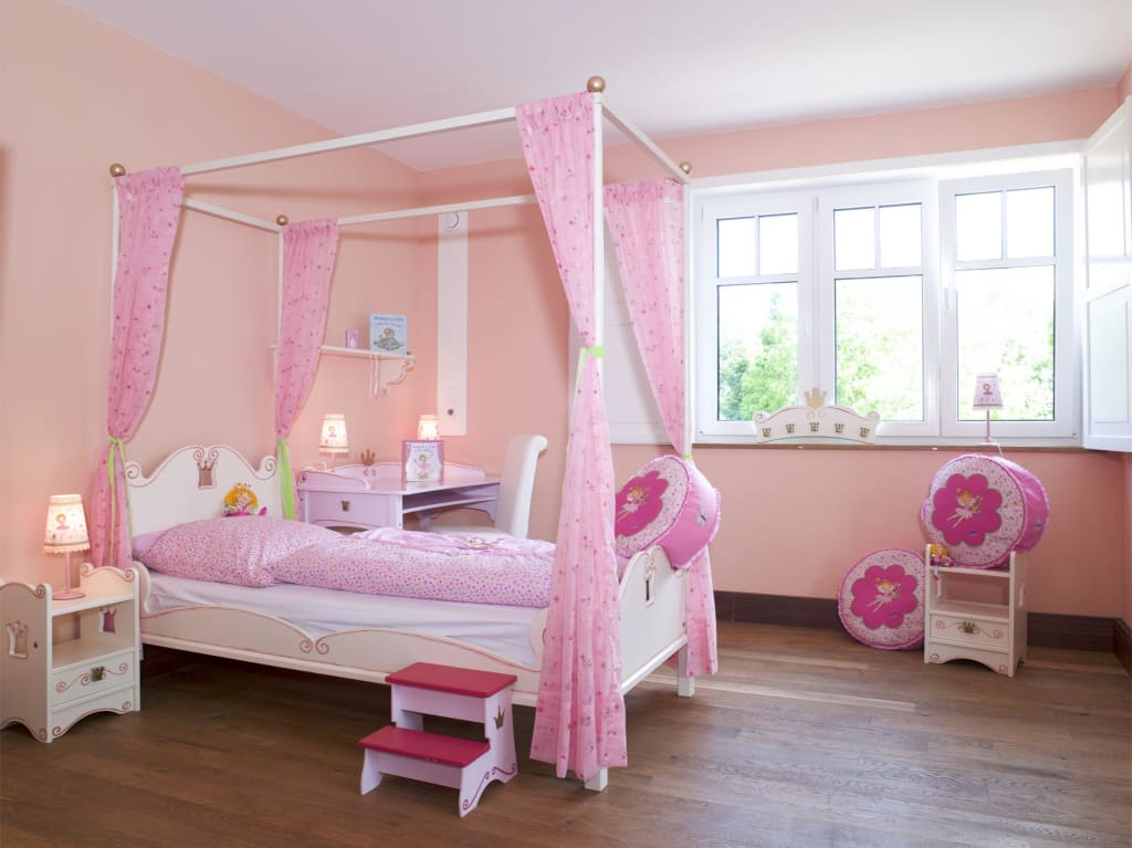 bild prinzessin lillyfee zimmer zu landhotel beverland. Black Bedroom Furniture Sets. Home Design Ideas