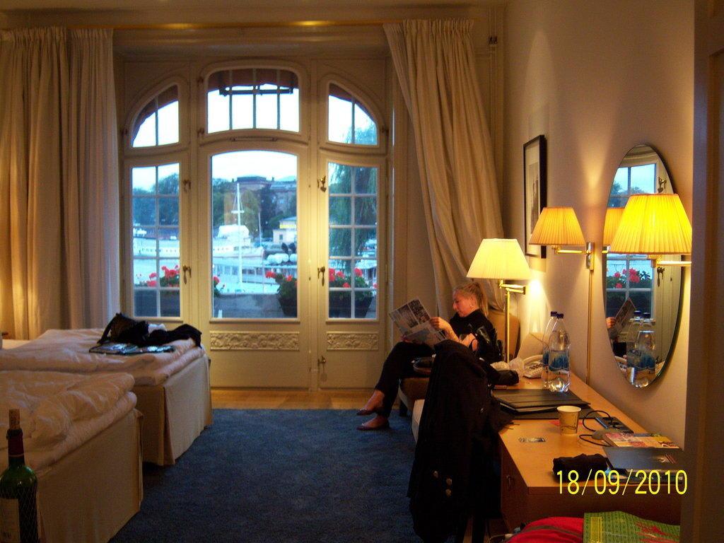 Hotel Diplomat Stockholm Bewertung