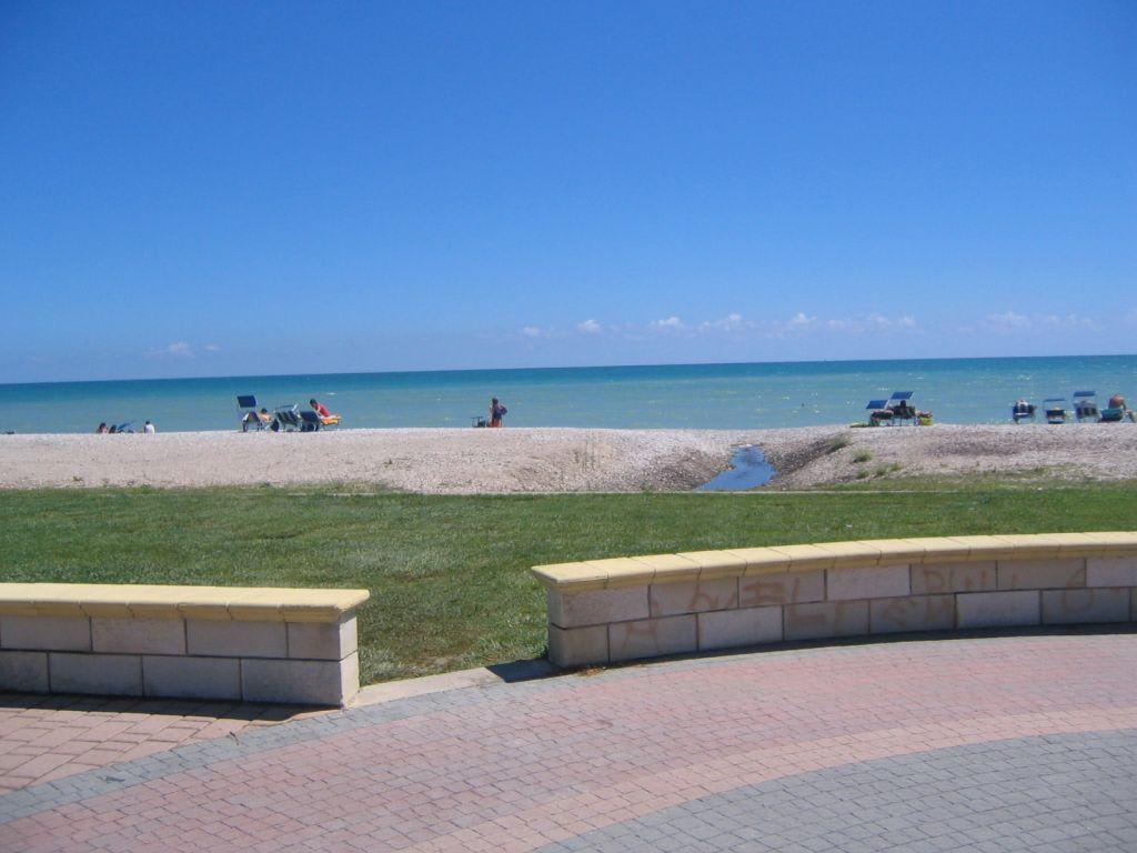 Pescara Strand bild strand kies zu pescara in pescara
