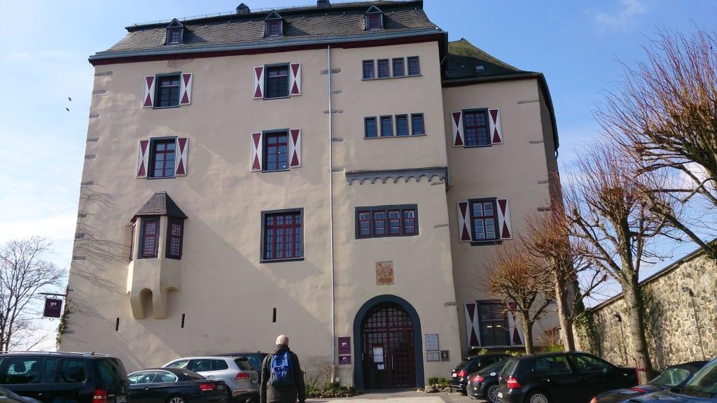 Bild schloss westerburg zu schloss westerburg in westerburg Burg hachenburg