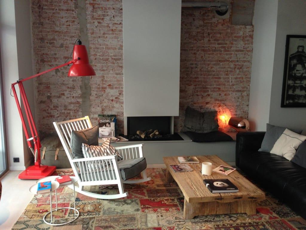 bild lobbyraum zu inselloft norderney in norderney. Black Bedroom Furniture Sets. Home Design Ideas
