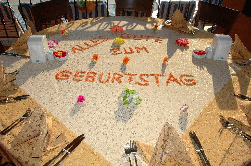 Bilder Dekorierte Tische : Schön dekorierte Tische Bilder Restaurant & Büffet Club Grand Aqua