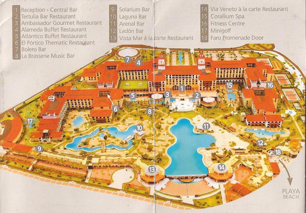 Lopesan Costa Meloneras Resort Corallium Spa Casino Meloneras