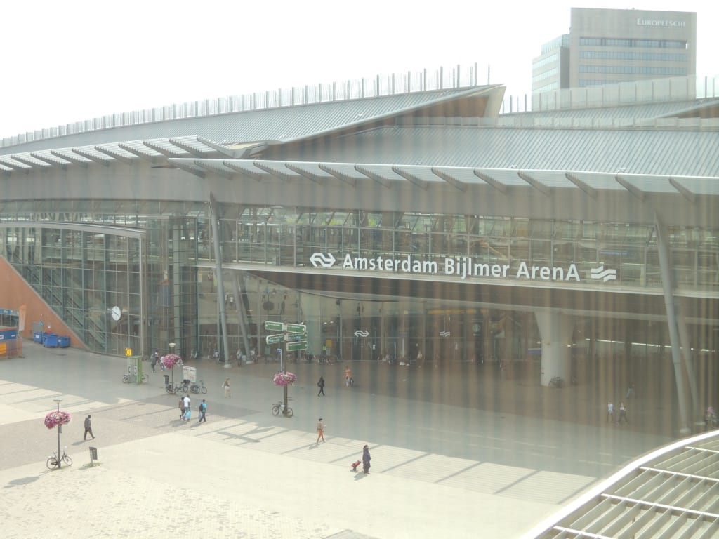 Hotel Arena Amsterdam Holidaycheck