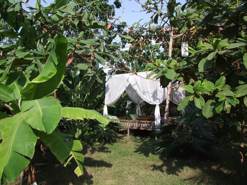 Bild himmelbett im garten zu hotel the kabiki in phnom penh - Garten himmelbett ...