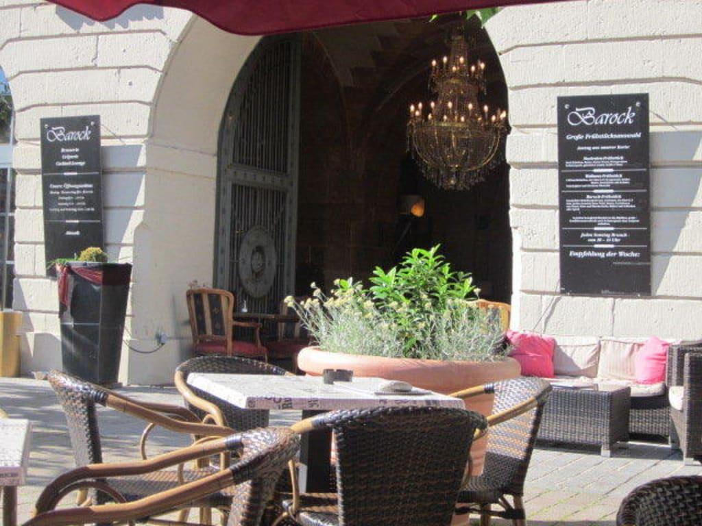 Bild Lounge Cafe Barock Zu Brasserie Barock In Landau In Der Pfalz